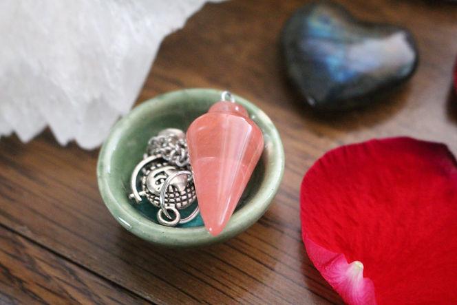 LAB HEART, ROSE PETAL, PENDULUM.jpg