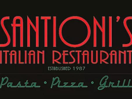 Resident Entertainer at Santioni's Italian Restaurant