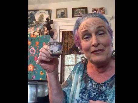 High Tea with Gina Martinelli