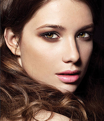 Glam Makeup and Hair Styling