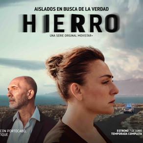 La serie 'Hierro' se hace con dos Premios Ondas 2019