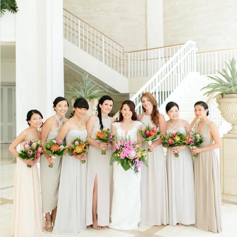 Four Seasons Hawaii wedding