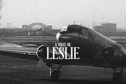 A VIAXE DE LESLIE