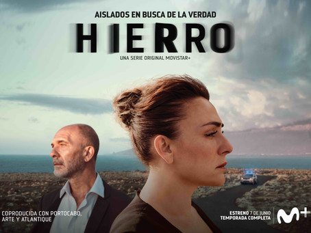 'Hierro' se estrenará el 7 de junio en Movistar+ y los canales de Movistar en Latinoamérica