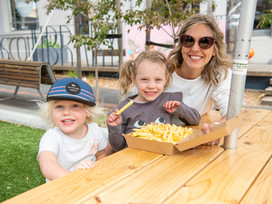 Union Road launches free food delivery service