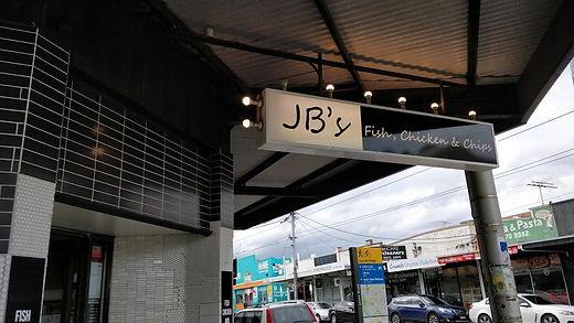 JB's Charcoal Chicken