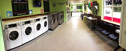 Splash n' Dash Laundry Lounge