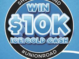Shop Local & Win $10K Ice Cold Cash!