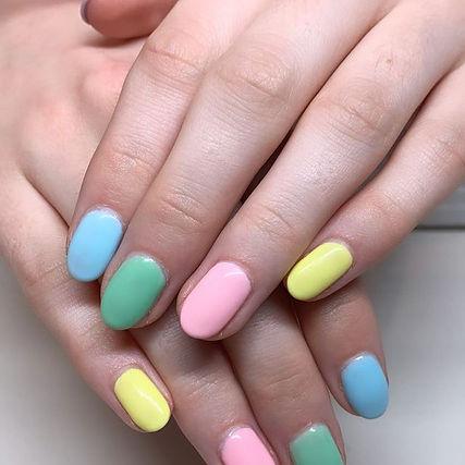 Adorable Home Nails