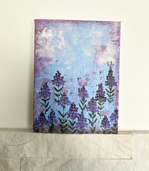 Vintage Lavendel
