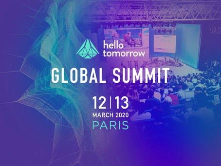 PseudoFreeze was selected as Deep Tech Pioneer at Hello Tomorrow 2020