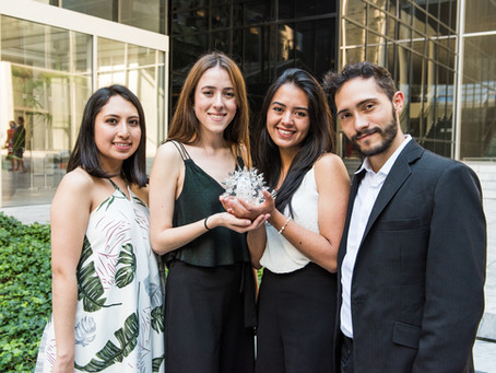 Biodesign Winners Universidad De Los Andes Have Found A Way To Naturally Make Ice In A Warming World