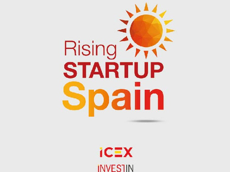 PseudoFreeze was selected among 250 applications to participate in Rising Up In Spain 2021 program