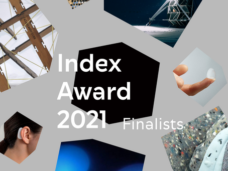 PseudoFreeze is one of the 40 finalists of Index Award 2021