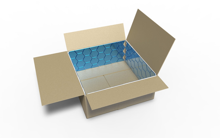 Our panels can work to transpor refrigerated cargo on ships, trucks and planes.