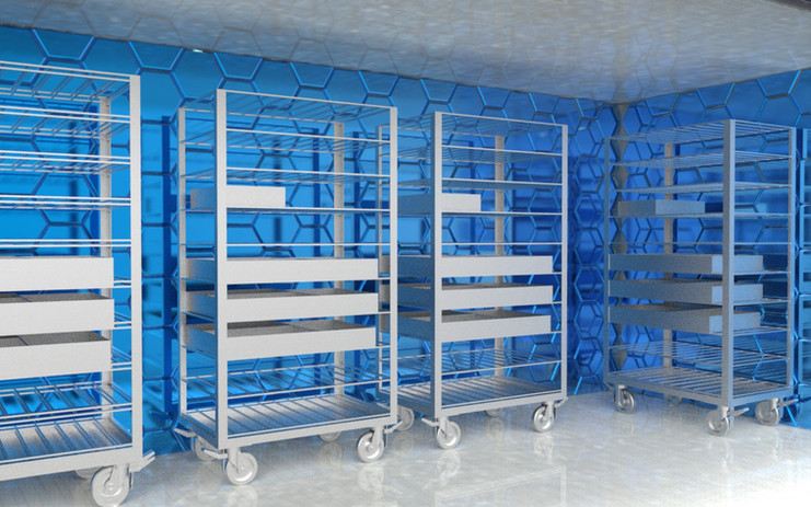 Our panels can be placed at rooms in order to refrigerate for even 3 days without needing electricity.