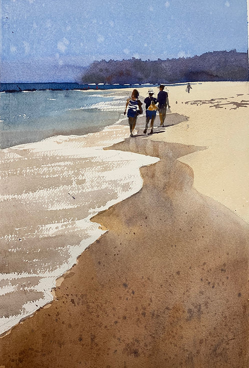 Dicky Beach, Sunshine Coast, Queensland
