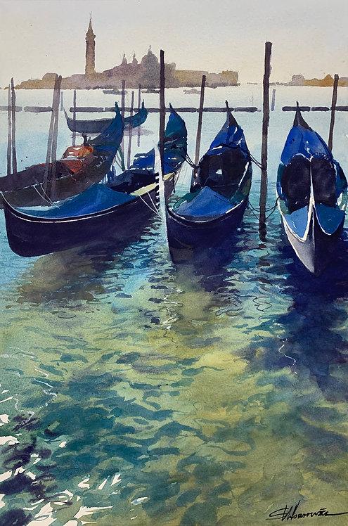 Venice time