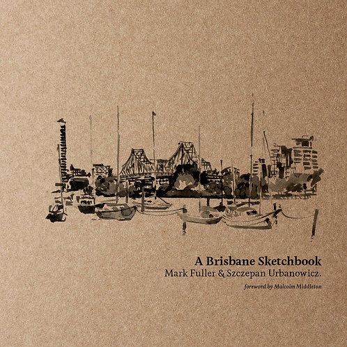 A BRISBANE SKETCHBOOK