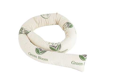 """Green Boom Oil-Only 3"""" X 12"""" Sock"""