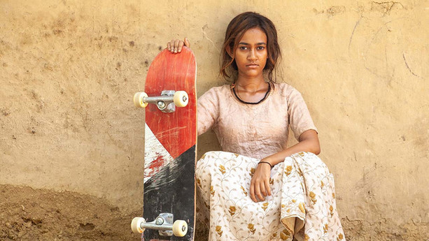 SKATER GIRL (2021) Netflix Original Feature