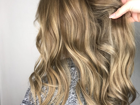 What Is The Difference Between Balayage, Foilayage and Highlights?