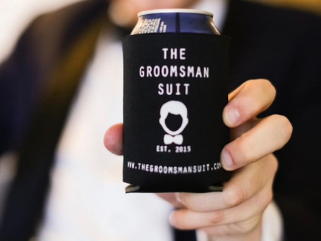 The Groomsman Suit