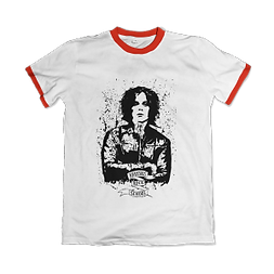 BRS - _JACK unisex - White-bright Red.pn