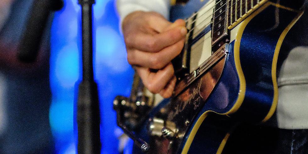 WORKSHOP Guitare - Blues