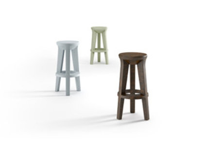 frozen stool / 2015