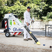 Glutton® Collect® vacuum cleaner Glutton® Collect® vacuum cleaner