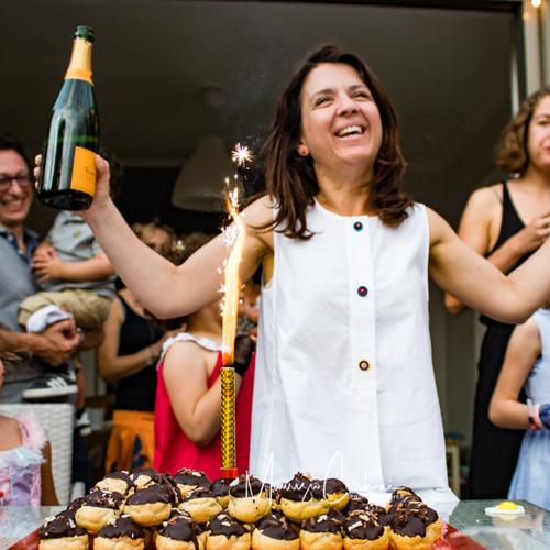 Birthday Party Maurizio Cecchini Photographer London Chiswick