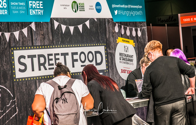 Corporate Event streetfoodlive event by prysmgroup Company ExCel London Centre Events