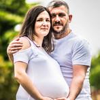 Pregnant Maternity Family Portraits London