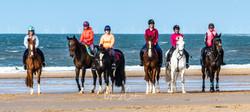 HOLKHAM riding on the beach June 2021-6509-2