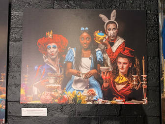 Alice in Wonderland by M.Cecchini