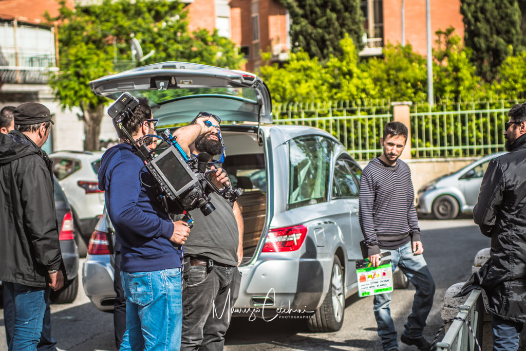 Movie BabyBackstage Movie Baby Gang Accademia del cinema Italiano nomination Premi Davide di Donatello