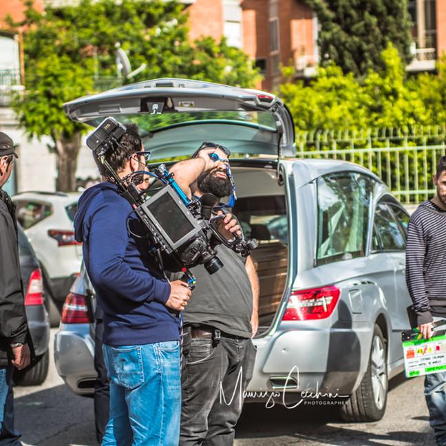 Movie BabyBackstage Movie Baby Gang Accademia del cinema Italiano nomination Premi Davide di Donatello