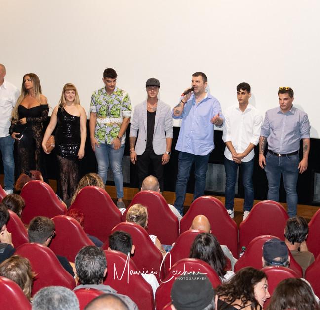 Red Carpet Movie Baby Gang Accademia del cinema Italiano nomination Premi Davide di Donatello