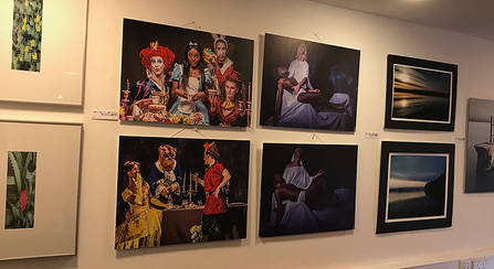 755e75Fly Art Gallery - May 2018, London U.K.