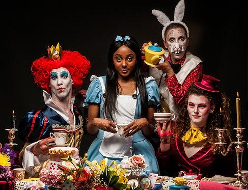 Alice in Wonderland - 01