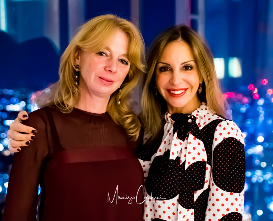 Birthday Party Maurizio Cecchini Photographer London The Shard