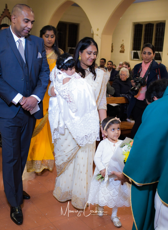Indian Christening Party Maurizio Cecchini Photographer London