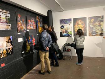 Artfullframe Exhibition London 2019