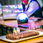 Birthday Party Maurizio Cecchini Photographer London Windsor
