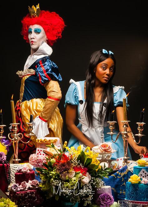 Alice in Wonderland - 08