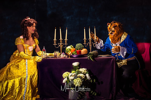 The Beauty and the Beast -08