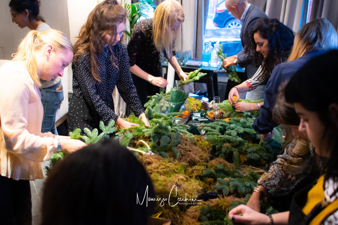 Christmas Event Luxury Travel Company Boutique Hotel London