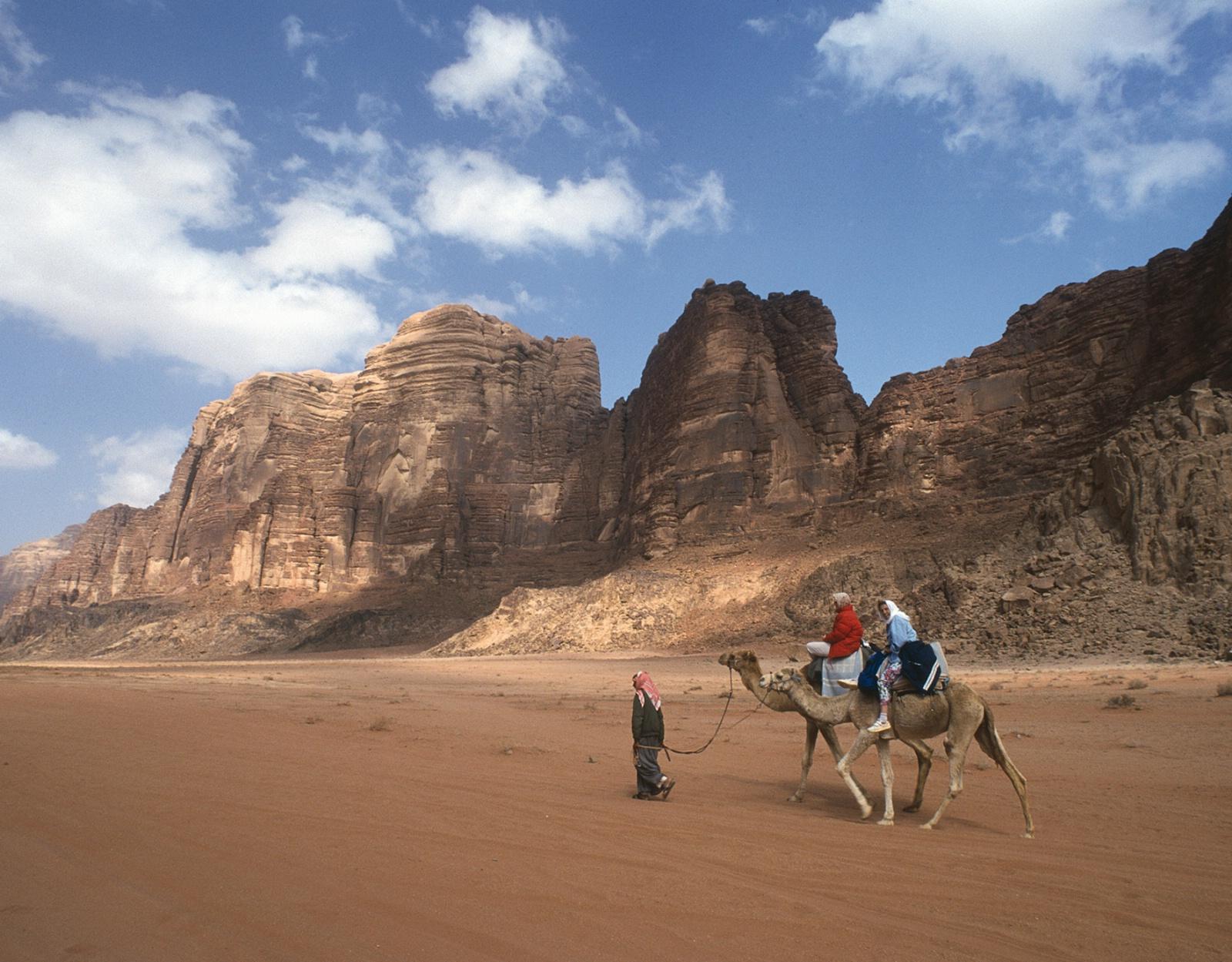 kamel i Rum