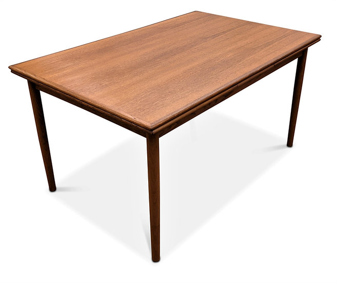 (SOLD) Teak Dining Table - Aborrebjerg